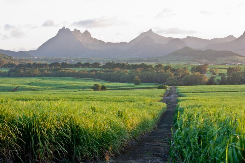 landscape photography mauritius