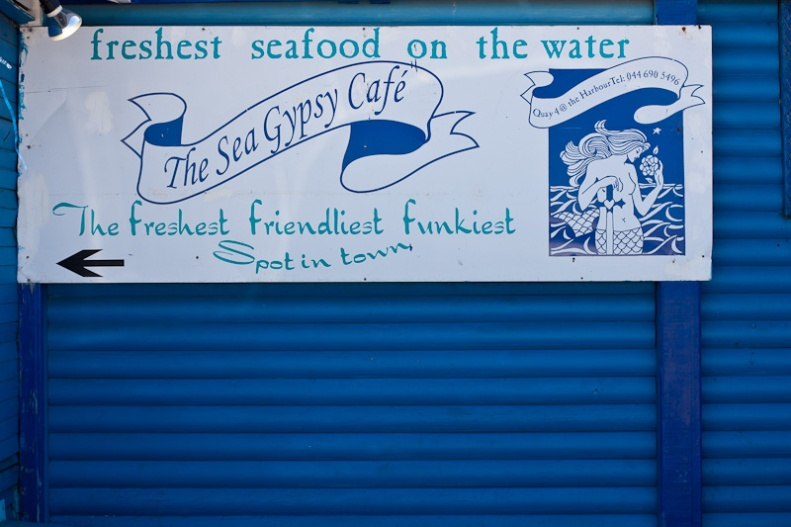The Sea Gypsy Cafe