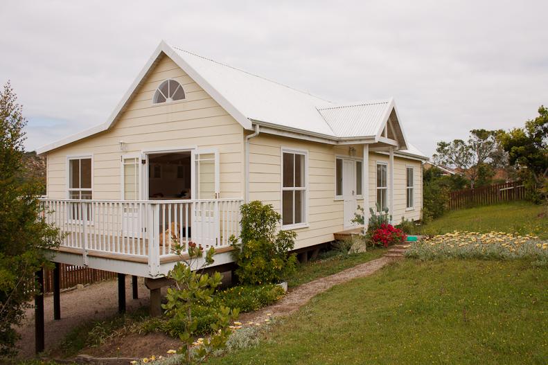 Cape Cod style home, Sedgefield