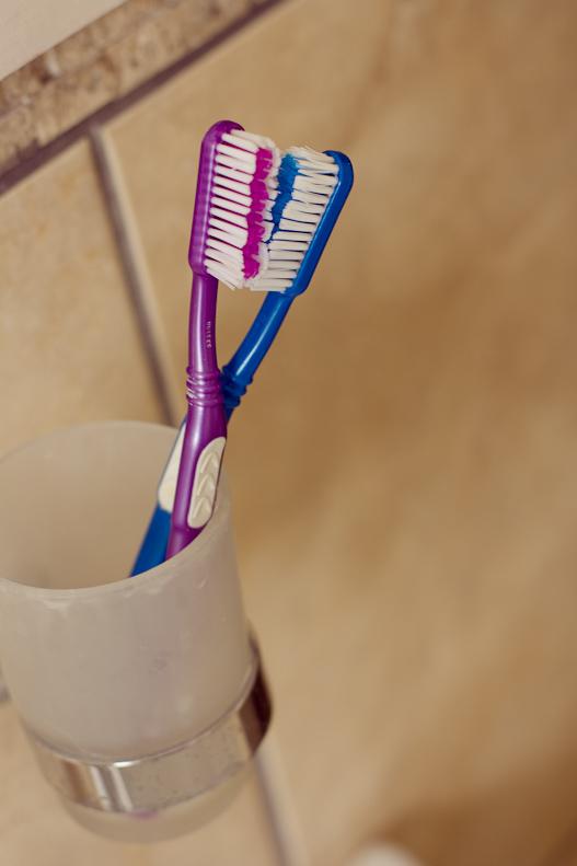Toothbrush love
