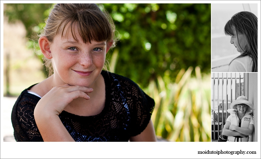 Family lifestyle photography, young girl