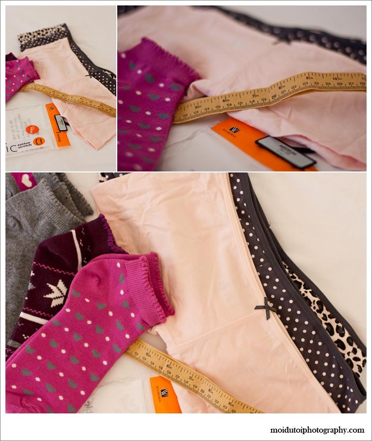 Woolworths underwear & socks