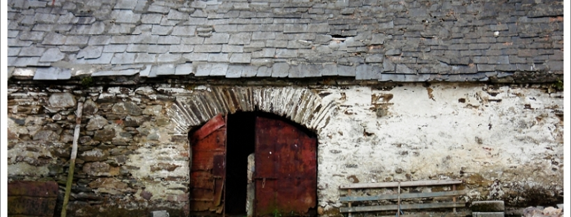 Barn at Ballyhest, Grandparents farm, Carrick-on-suir