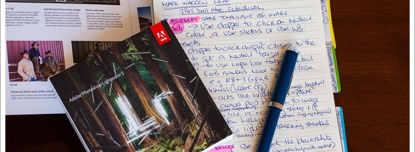 lightroom 5 and notes
