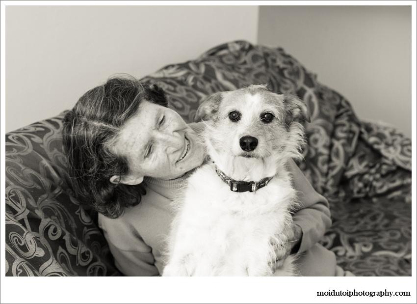 Pet photography Sarah, terrier, dog