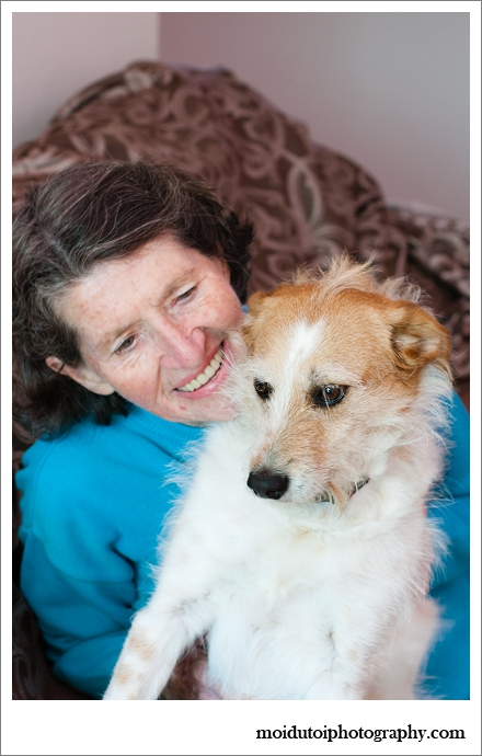 Pet photography Sarah, terrier, dog