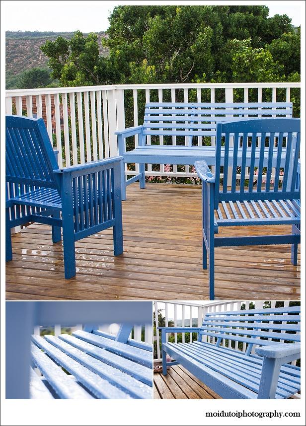 paintbrush & tin of blue paint, painting, refurbishing old furniture