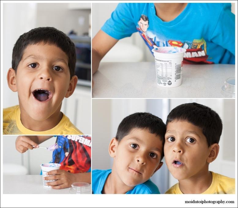 Natural light portrait children, child photography
