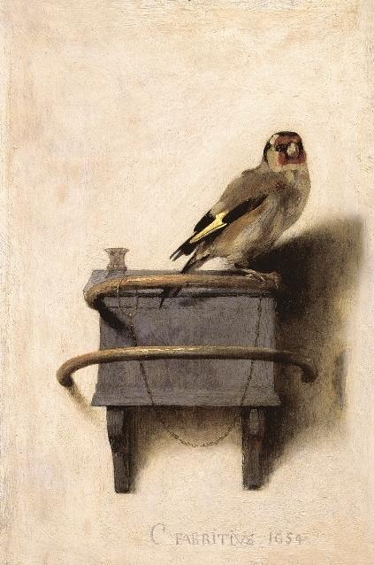 Fabritius The Goldfinch