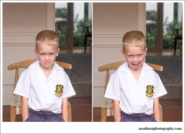 Dylans faces, child photography