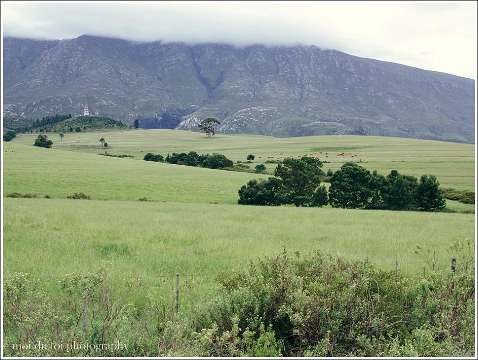Understanding fstops and depth of field in photography. Deep depth of field landscape image.