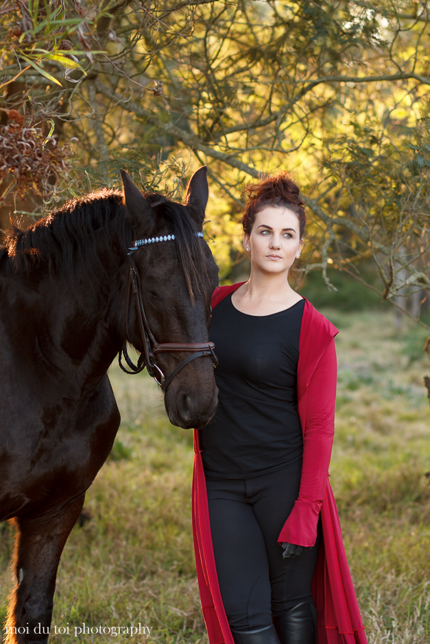 horse photographer Sedgefield, moi du toi photography, equine photography