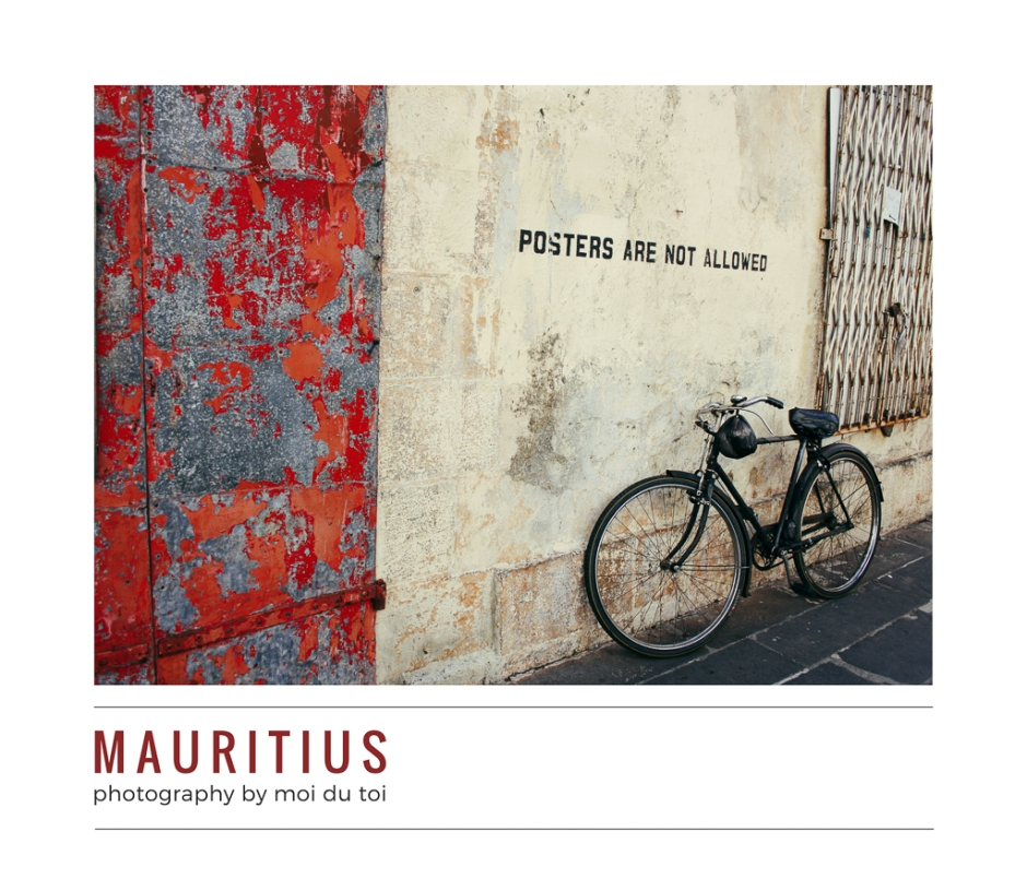 Photo book Mauritius