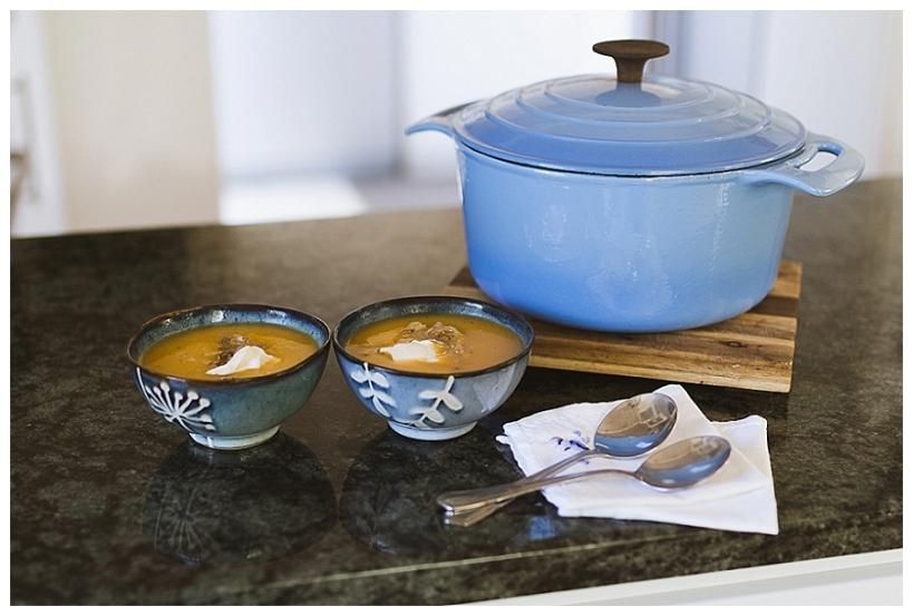 Butternut Soup, Food photographer Sedgefield Knysna