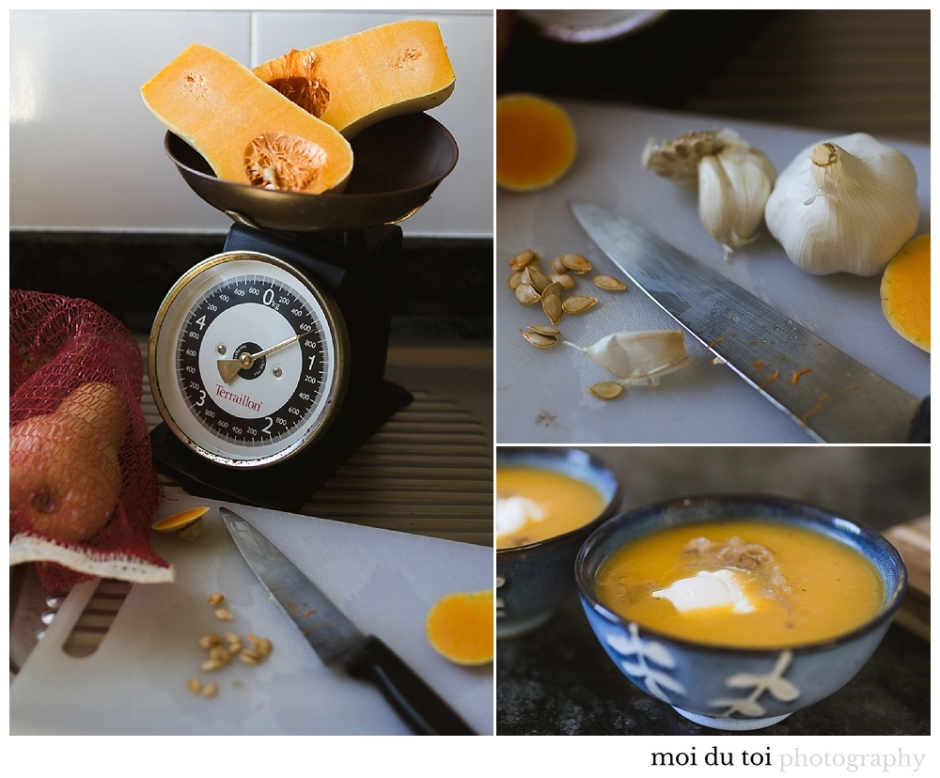 Butternut Soup, Food photographer Sedgefield Knysna