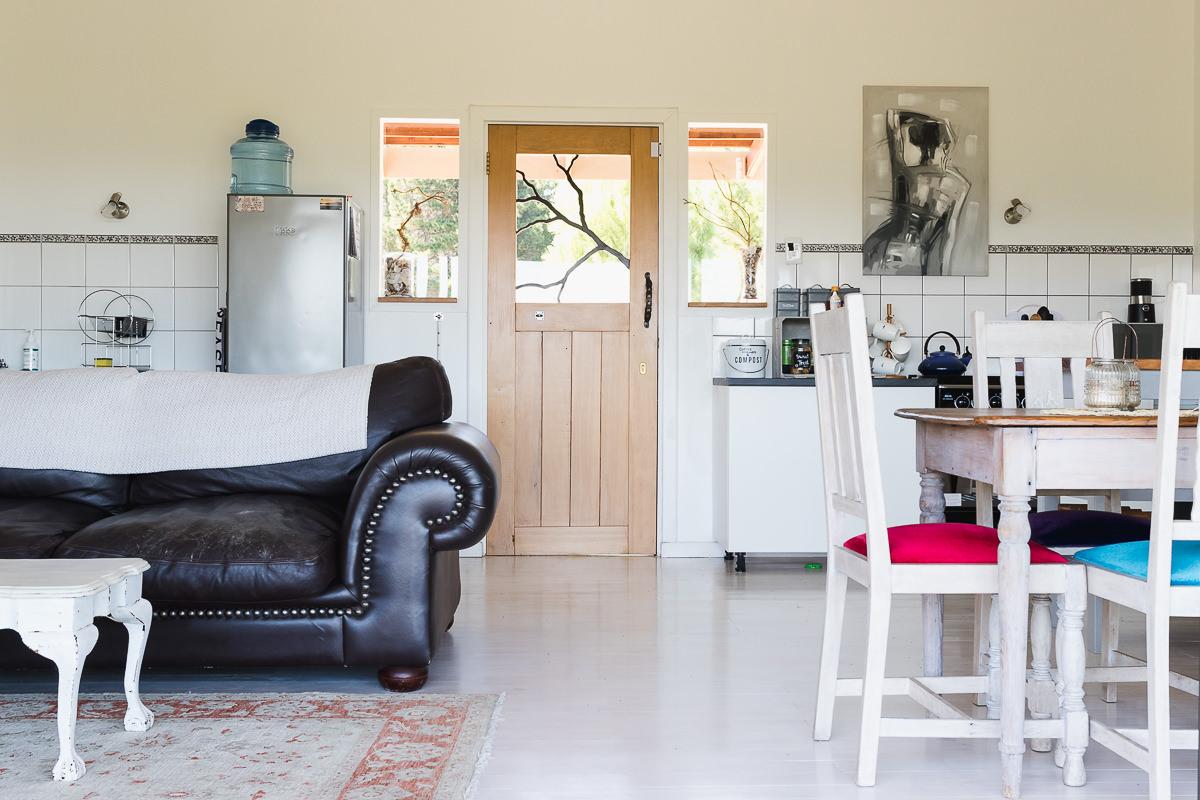 Cabin interior real estate bnb photo shoot at Equleni sedgefield garden route photographer moi du to