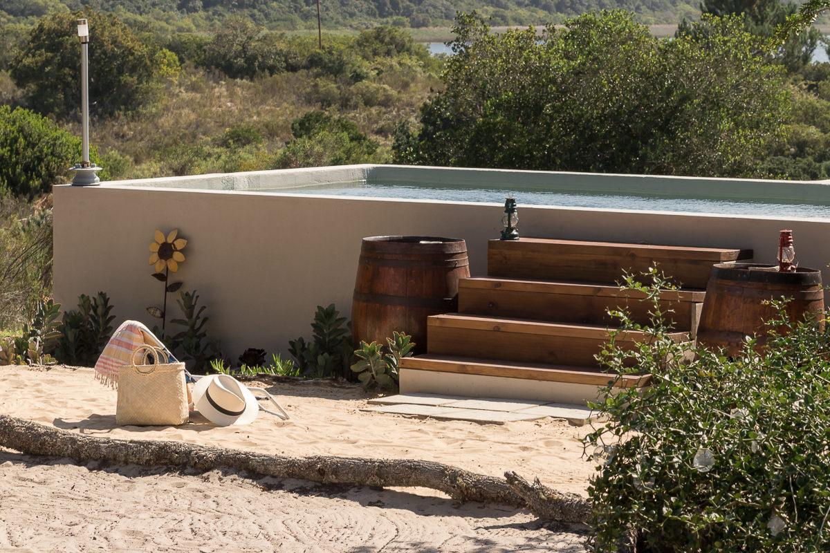 pool real estate bnb photo shoot at Equleni sedgefield garden route photographer moi du to