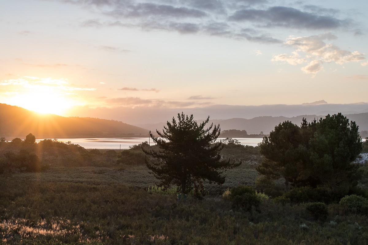 sunset real estate bnb photo shoot at Equleni sedgefield garden route photographer moi du to