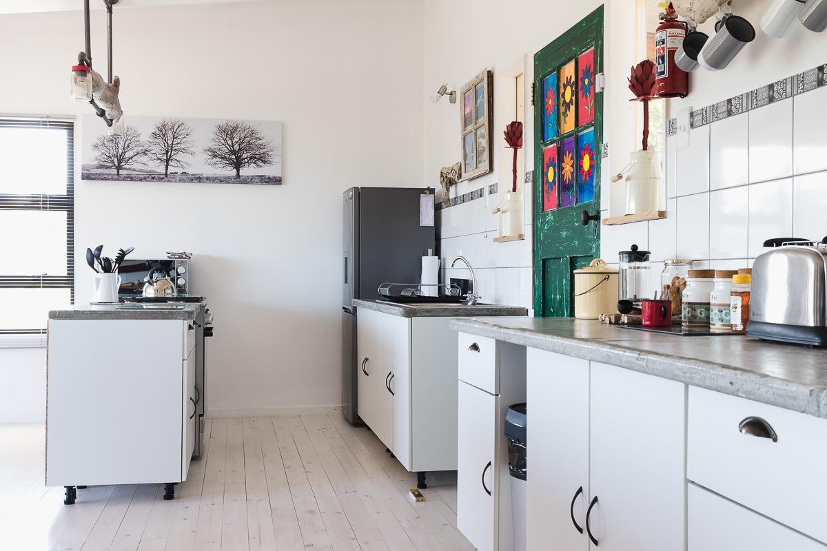 Kitchen real estate bnb photo shoot at Equleni sedgefield garden route photographer moi du to