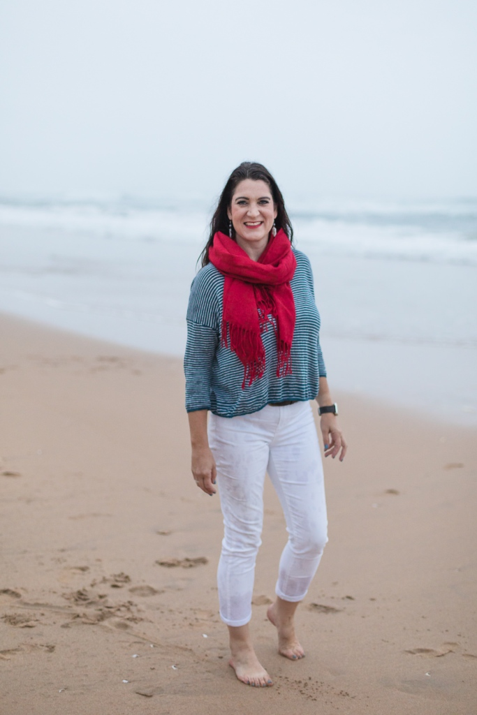 ladies group photoshoot at Myoli Beach Sedgefield