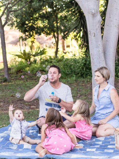 family photo shoot photography sedgefield knysna south africa